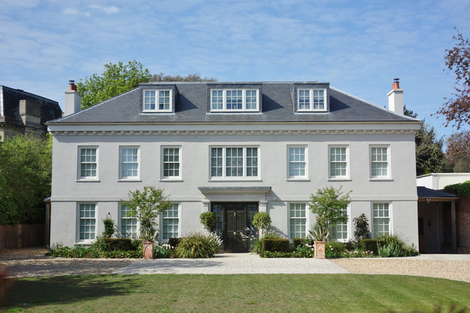 Spring Blooms : Dulwich Homes