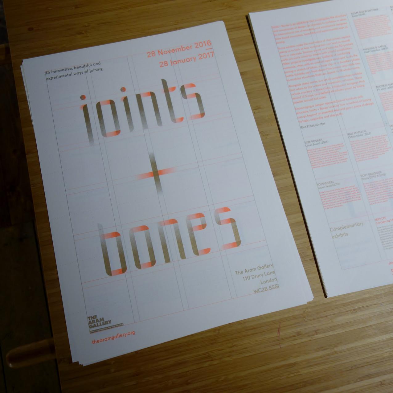 Joints + Bones