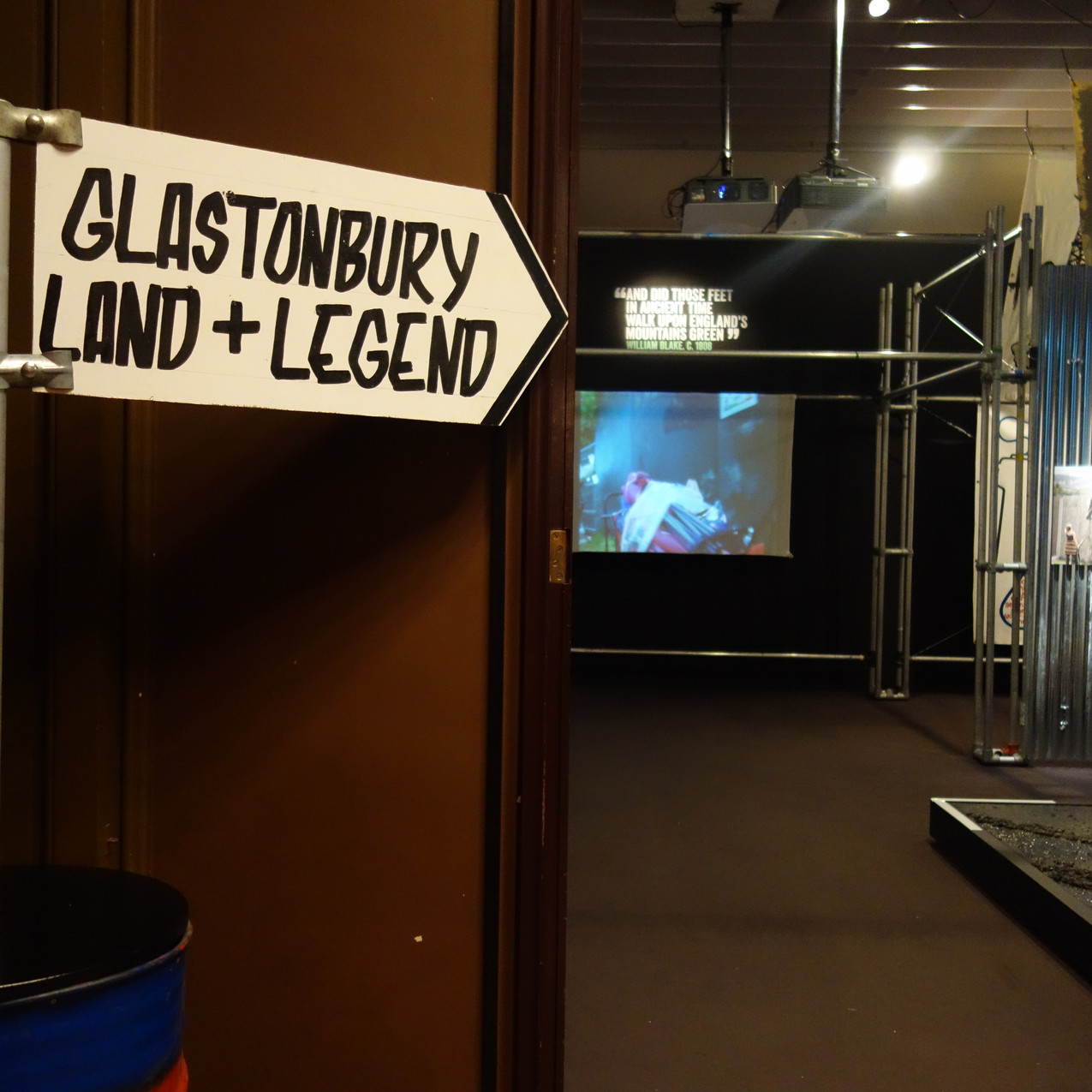 Glastonbury Land and Legend