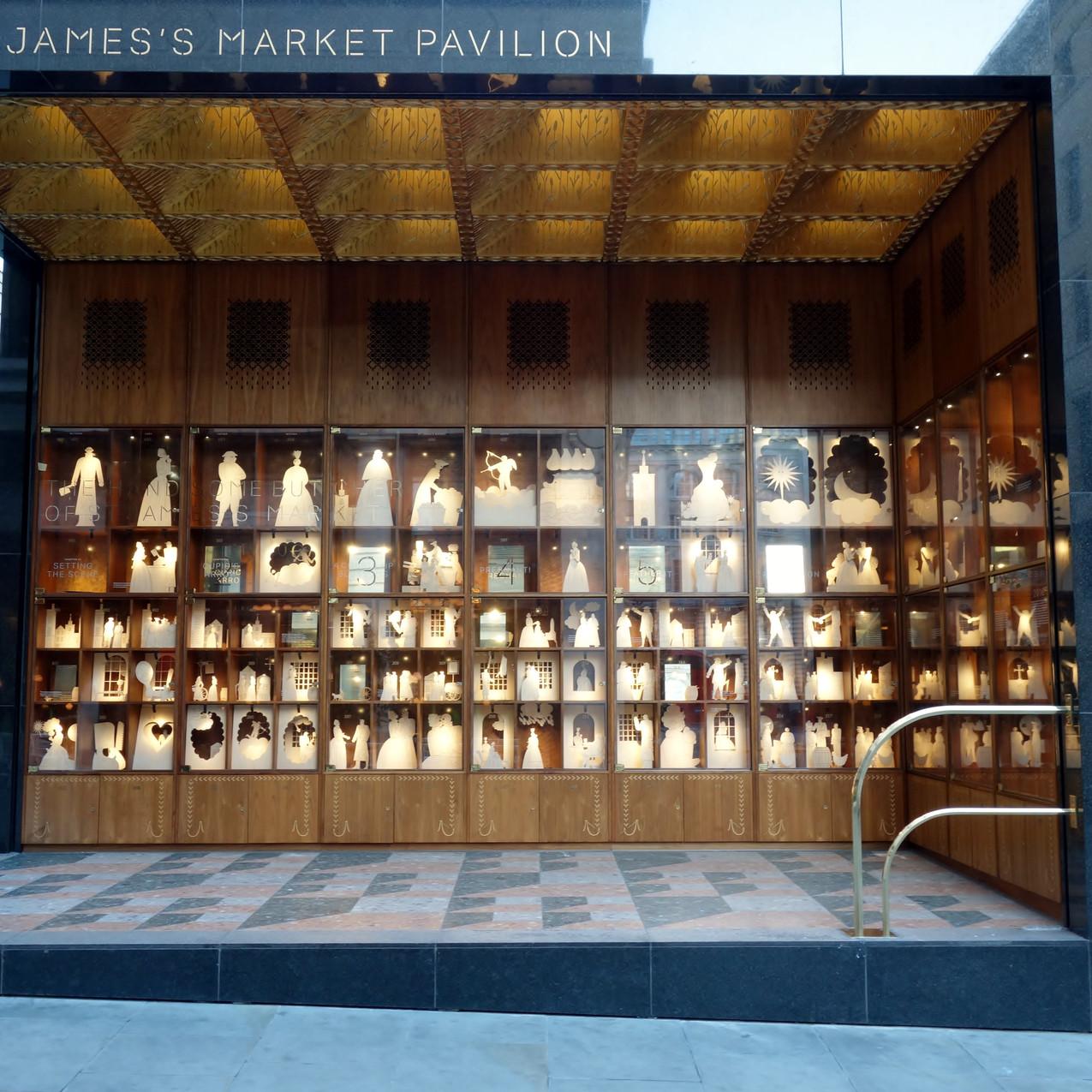 St James's Pavilion