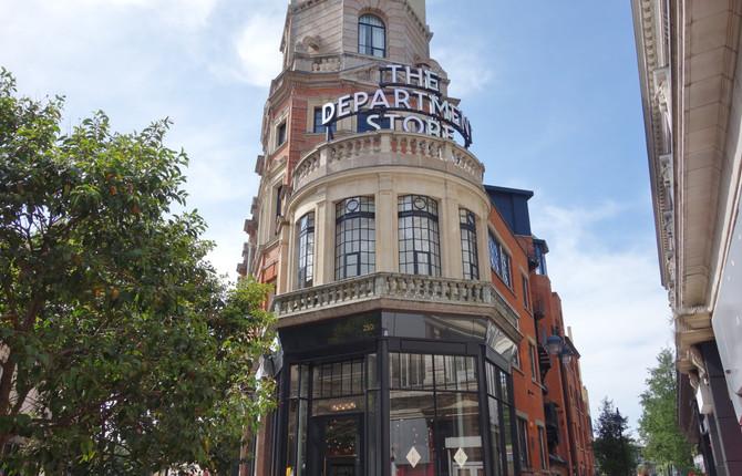 Architectural Street Scenes : Brixton