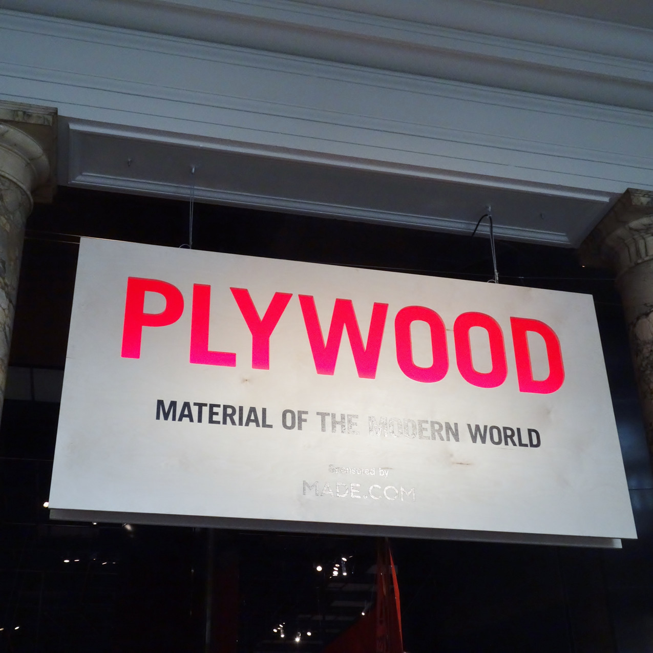 Plywood : V&A