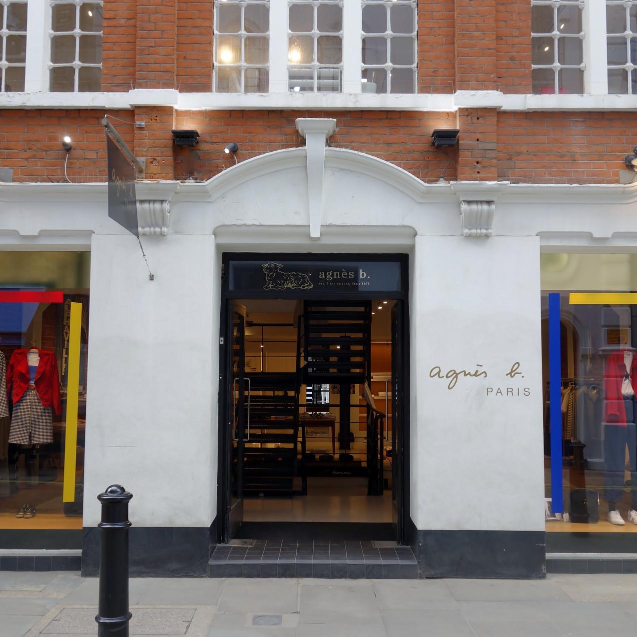 Floral Street...London