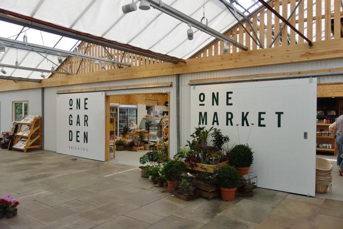 One Garden Brighton : Horticultural Market