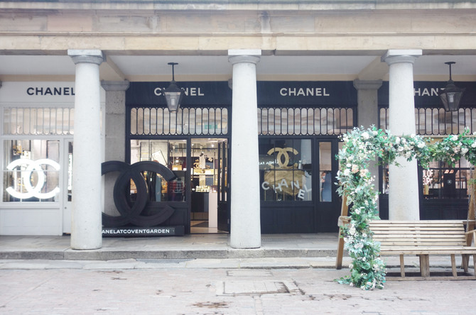Covent Garden Piazza : A/W Brands 2020