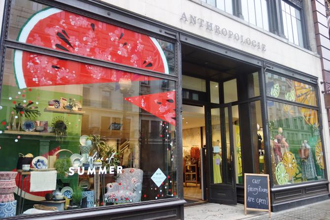Anthropologie : A Slice of Summer