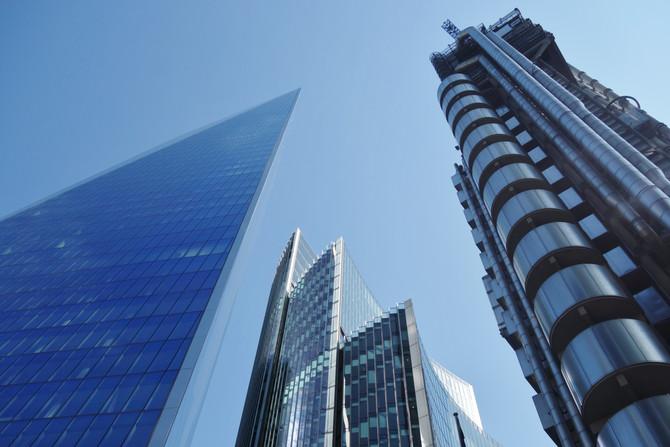 City of London : Modern Architecture