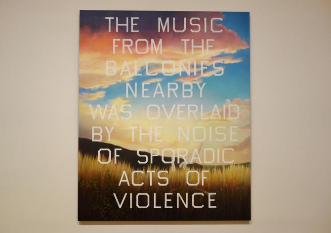 Artist Rooms : Ed Ruscha