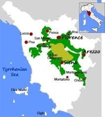 Beni Driver Service Tuscany Tour