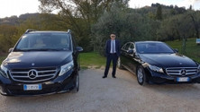 Driver professional Florence Tuscany drivers