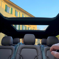 Mercedes V class interni in pelle
