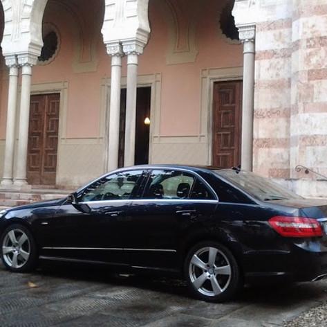 Berlina Mercedes Classe E
