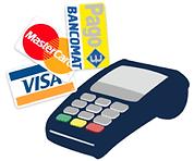 Beni Driver Service pagamenti con carte