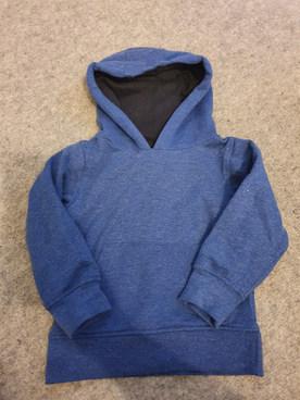 Hooded jumper 18-24m