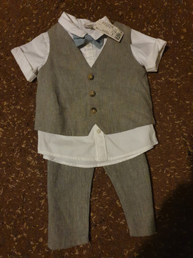 Trouser & Shirt outfit 9-12m