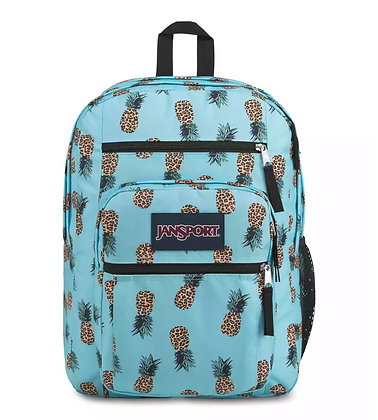 Jansport Big Student - Leopard Pineapple