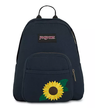 Jansport Half Pint - Embroidered Sunflowers