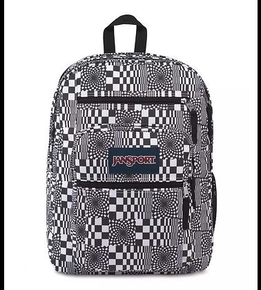 Jansport Big Student -Distorted Checkerboard