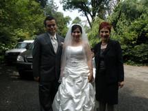 Sweet Park Wedding