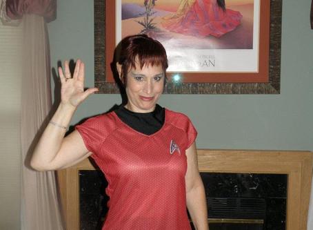 Star Trek Wedding Vows