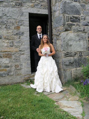 Toni Cook - Client of Abiding Love Weddngs