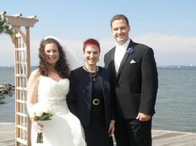Vows by the water