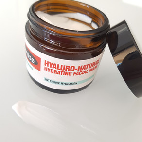 Review - Swisse Hyaluro-Natural Hydrating Facial Mask