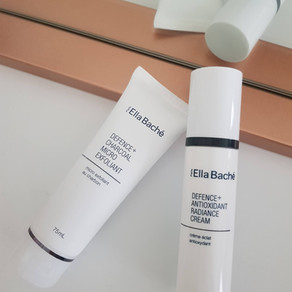 Review - Ella Baché Defence+ Charcoal Micro Exfoliant & Antioxidant Radiance Cream