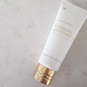 Review - Vanessa Megan Petitgrain pH Balancing Cream Cleanser & Intensive Dermal Repair