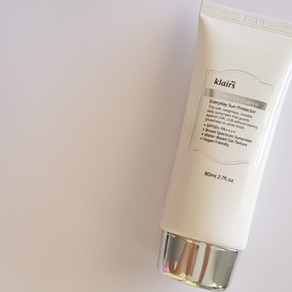 Review -  Klairs Soft Airy UV Essence SPF50+ PA++++