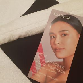 Review - Ella Baché Brighten Me Up Facial