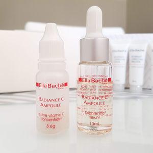 Review - Ella Baché NeoBright skincare range