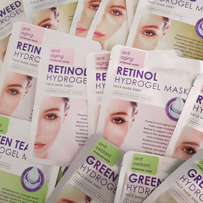 Review - Skin Republic Masks