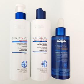 Review - L'Oréal Professionnel Serioxyl System