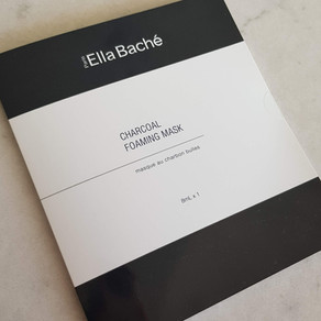 As good as a professional treatment - Ella Baché Charcoal Foaming Mask
