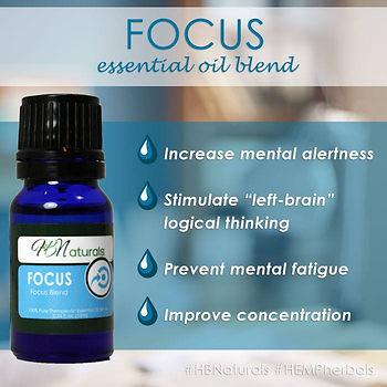 improve mental aertnss essential oil