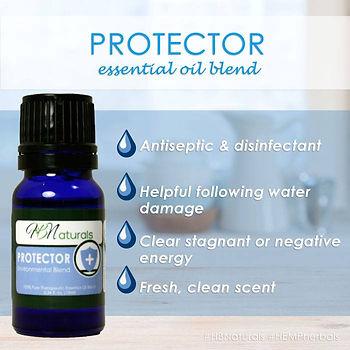 Protector essentil Oil  disinfectant