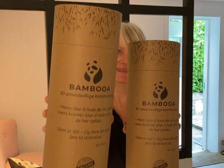 Bambuskluter!