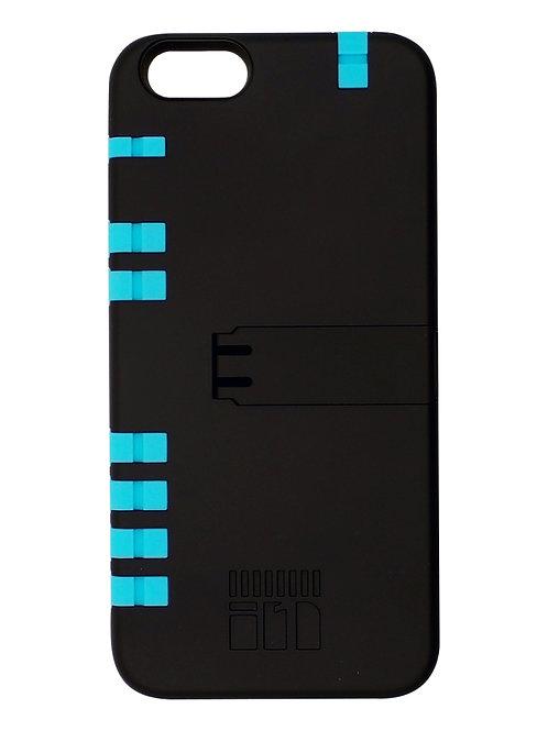 Multi-Tool Utility case - Black case/Blue tools