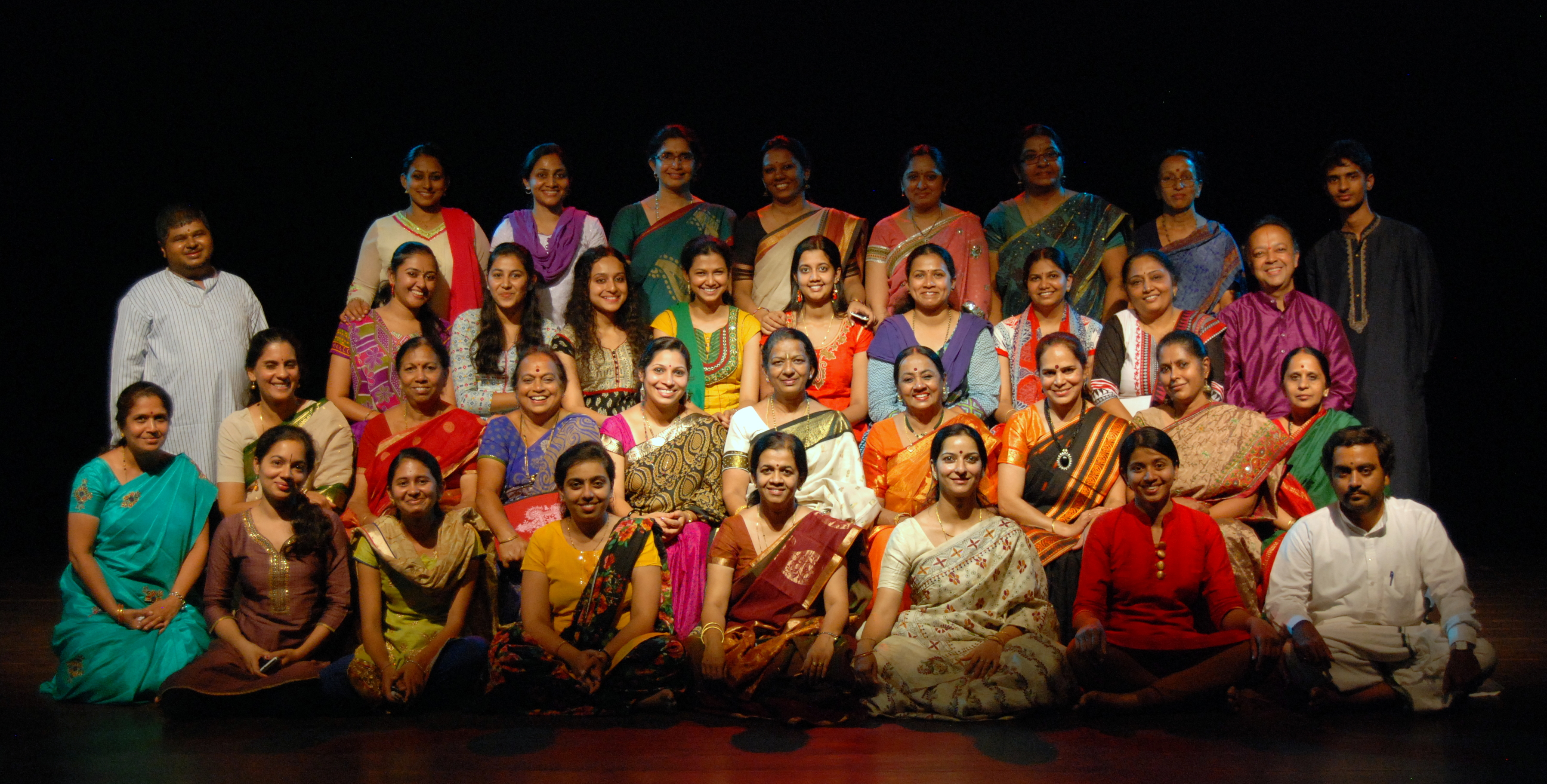 Jayadeva's Gitagovindam Workshop