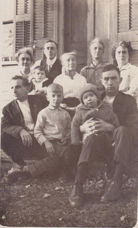 Mystery - 1918