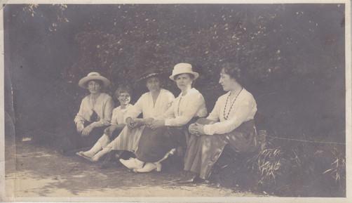 Hall / Shaw / Pearse - 1920