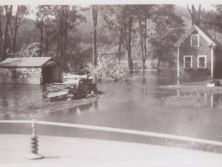The Great New England Hurricane of '38
