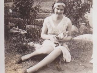 Ruth Farmer - August, 1930