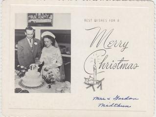 Mae and Gordon Midthun - 1950