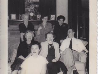 Leareslo(?), Fry, Monroe, Webb, Sharrow - Philadelphia, 1953