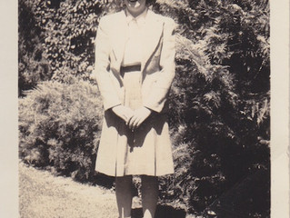 Lorraine Cassidy - Summer, 1940