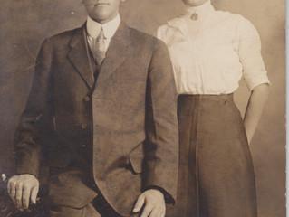Hynie, Andrew & Hannah - 1914
