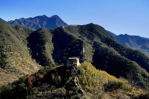 The Great Wall, Beijing, China, 2016