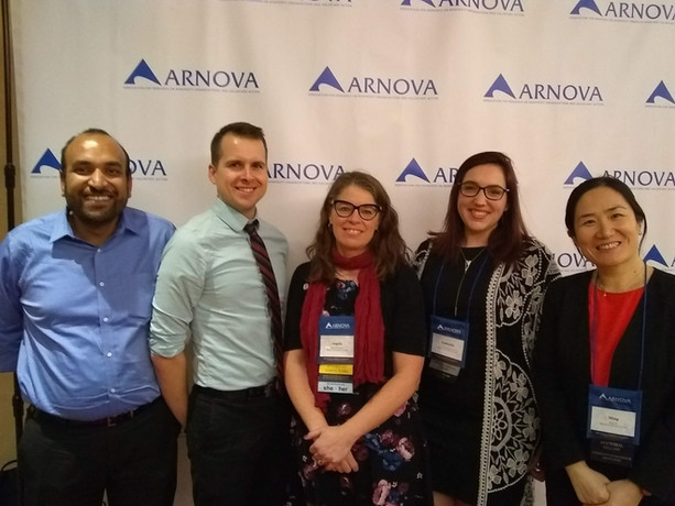 2019 ARNOVA Annual Conference, San Diego, CA
